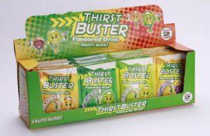 Thirst Buster - Fruity Burst - 60 x 5g 208H 450x290