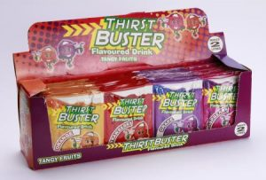 Thirst Buster - Tangy Fruits 60 x 5g 207H 450x300